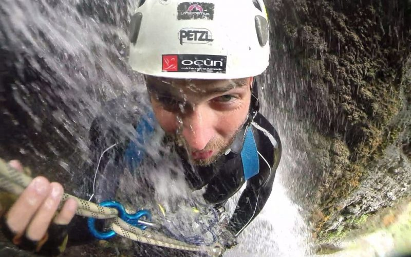 Pourquoi se mettre au canyoning ?